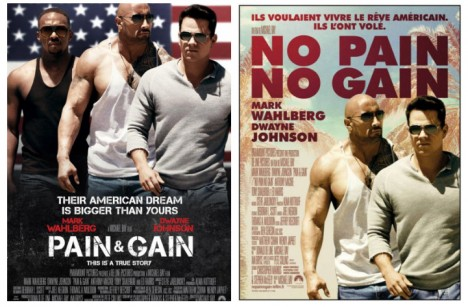 frenchlation cinema paris expat english subtitles pain and gain mark whalberg dwayne johnson