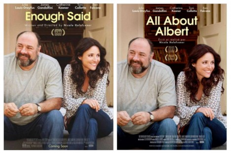 frenchlation cinema paris expat english subtitles all about albert julia louis dreyfus james gandolfini