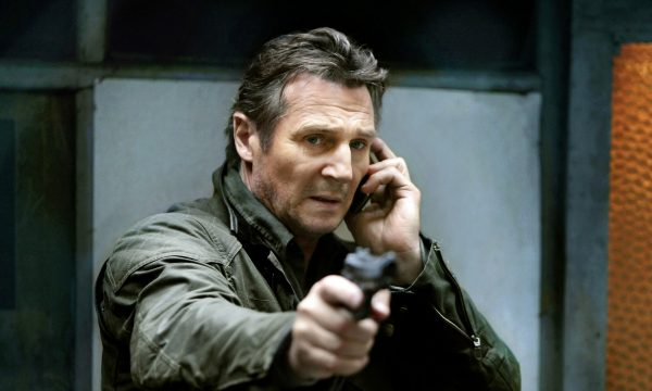 taken liam neeson maggie grace thriller CIA paris action violent movie frenchlation