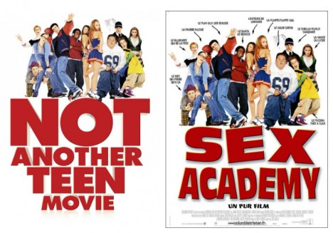 not another teen movie sex academy chris evans jaime pressley spoof frenchlation cinema paris expat english subtitles